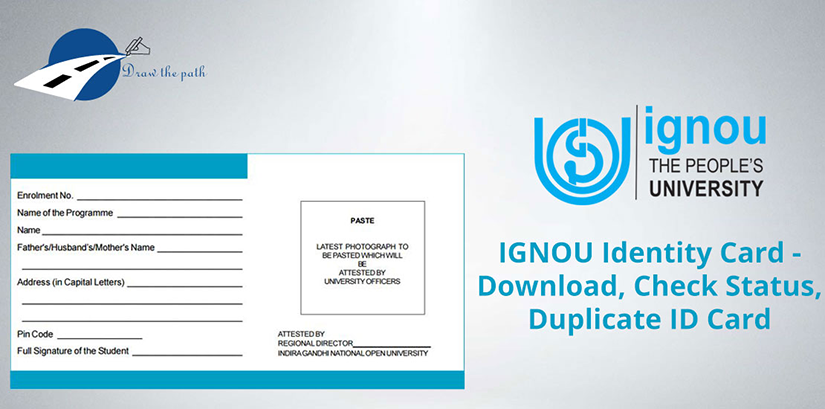 ignou students id card