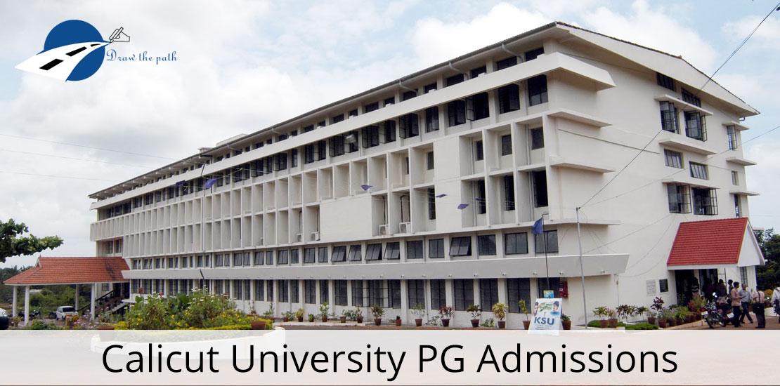 Calicut University PG Admission