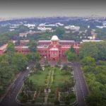 Anna University Aerial View of University