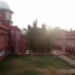 Anna University Campus View