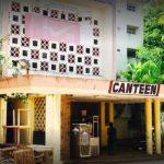 Anna University Canteen