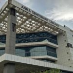 Anna University Library Building