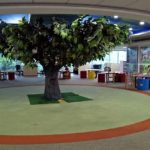 Anna University Library area