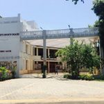 Anna University Sports Board Entrance