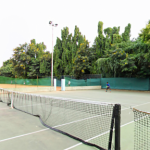 Anna University Tennis Ground