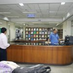 IGNOU Library Front