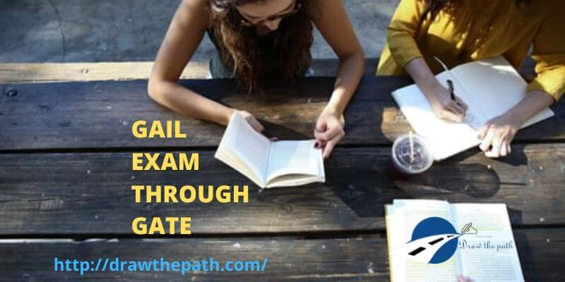 GAIL EXAM THROUGH GATE 2020