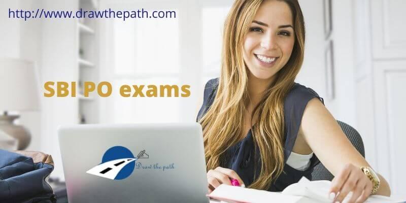 SBI PO exams