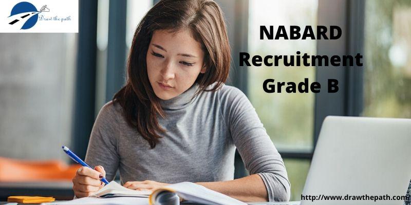NABARD Recruitment 2020 Grade B