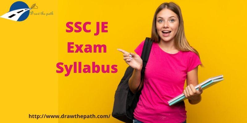 SSC JE Exam Syllabus