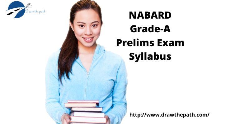 NABARD Grade-A Prelims Exam Syllabus